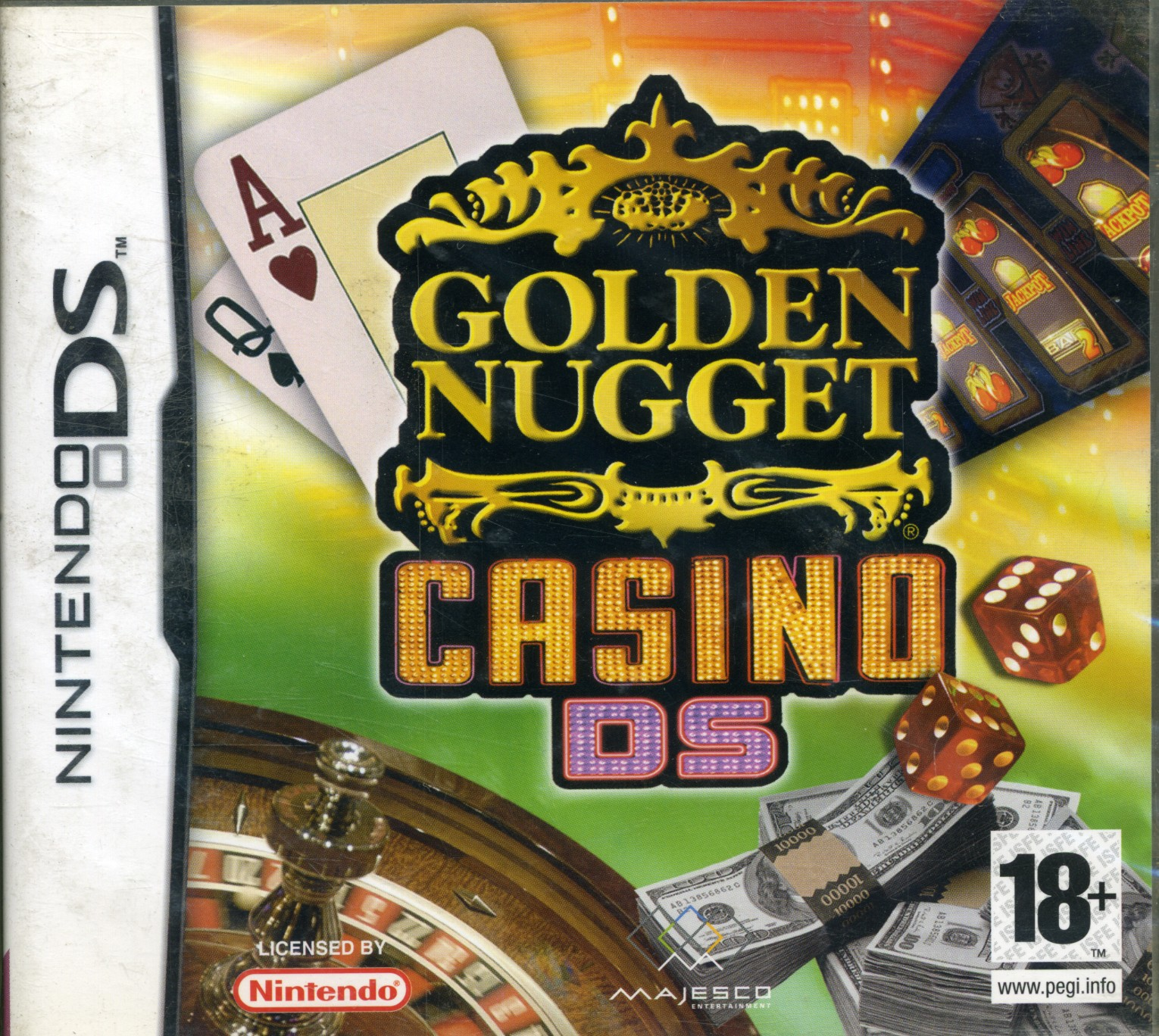 Nugget casino nintendo ds dj poker casino barcelona