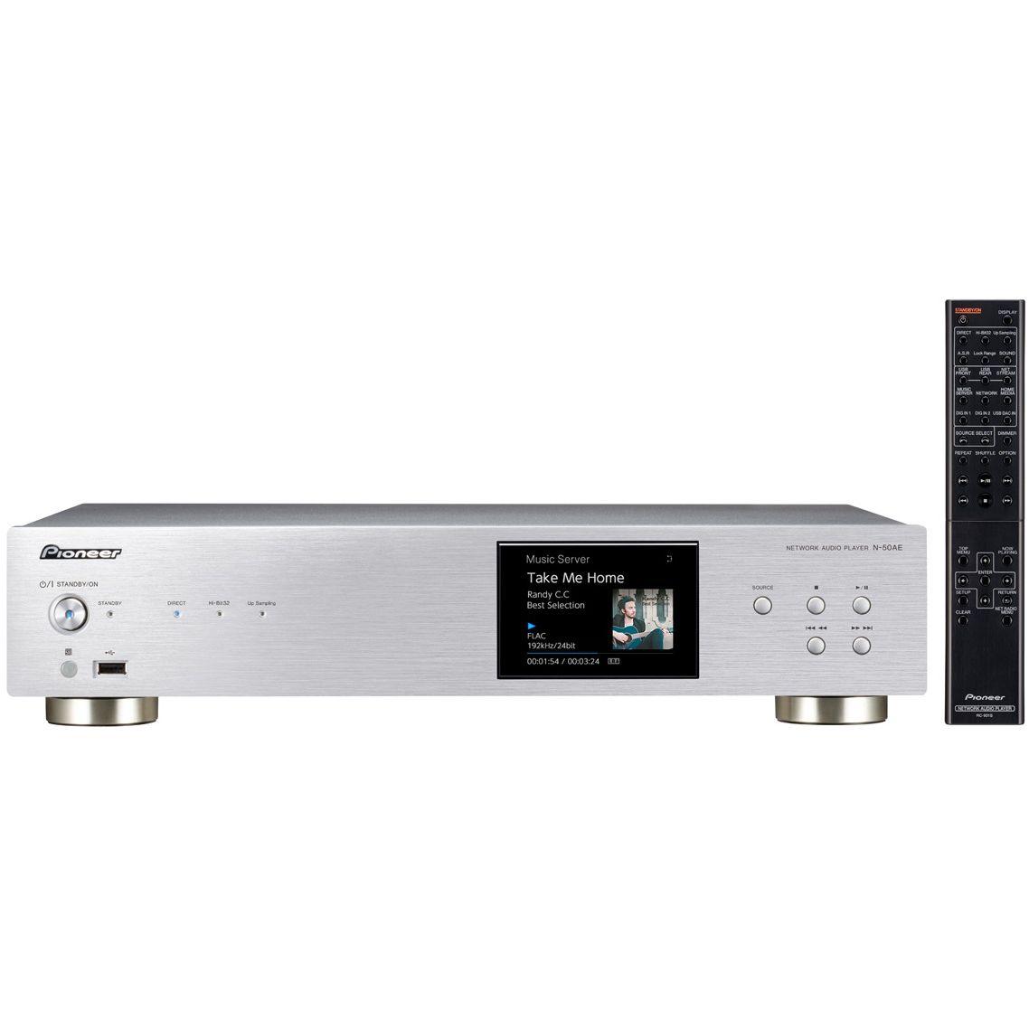 Цифровой медиаплеер Pioneer N-50AE-S